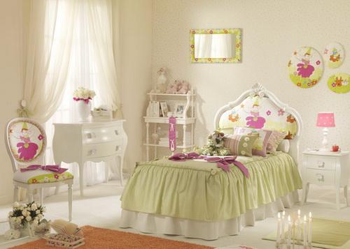 Детская мебель в итальянском стиле
