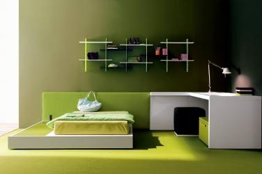Испанская мебель для детской комнаты
