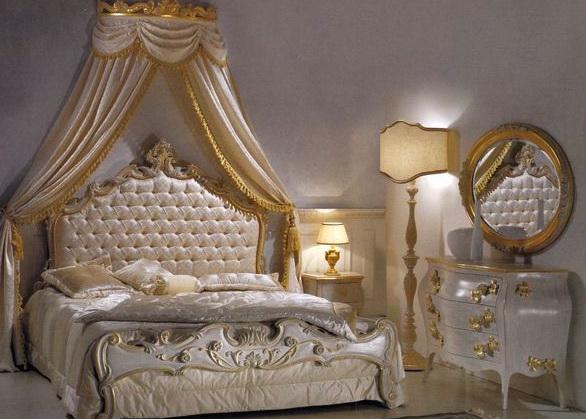 Итальянские спальни в Москве