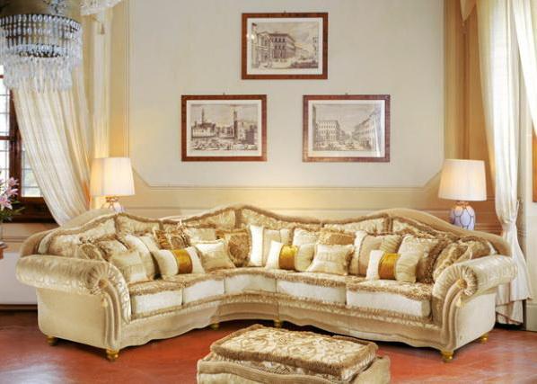 Элитная итальянская мягкая мебель