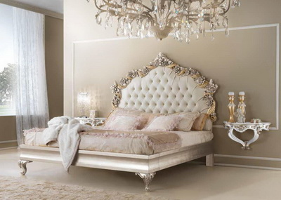 Кровати для спальни Италия