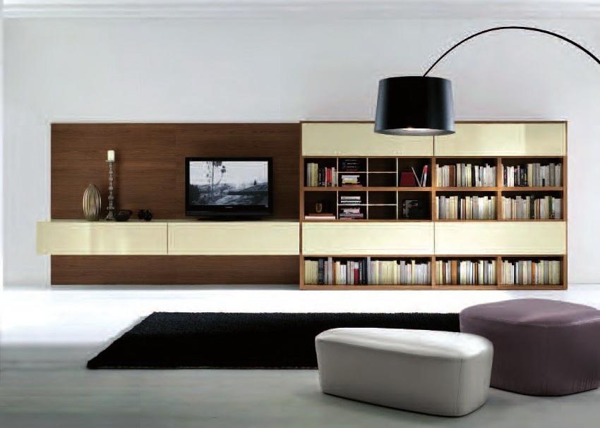 Мебель для гостиной Италия модерн