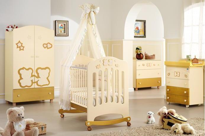 Детская итальянская мебель
