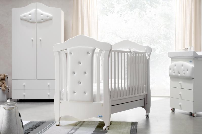 Детские кроватки Италия