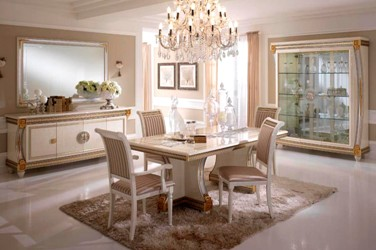 Мебель для гостиной Италия классика