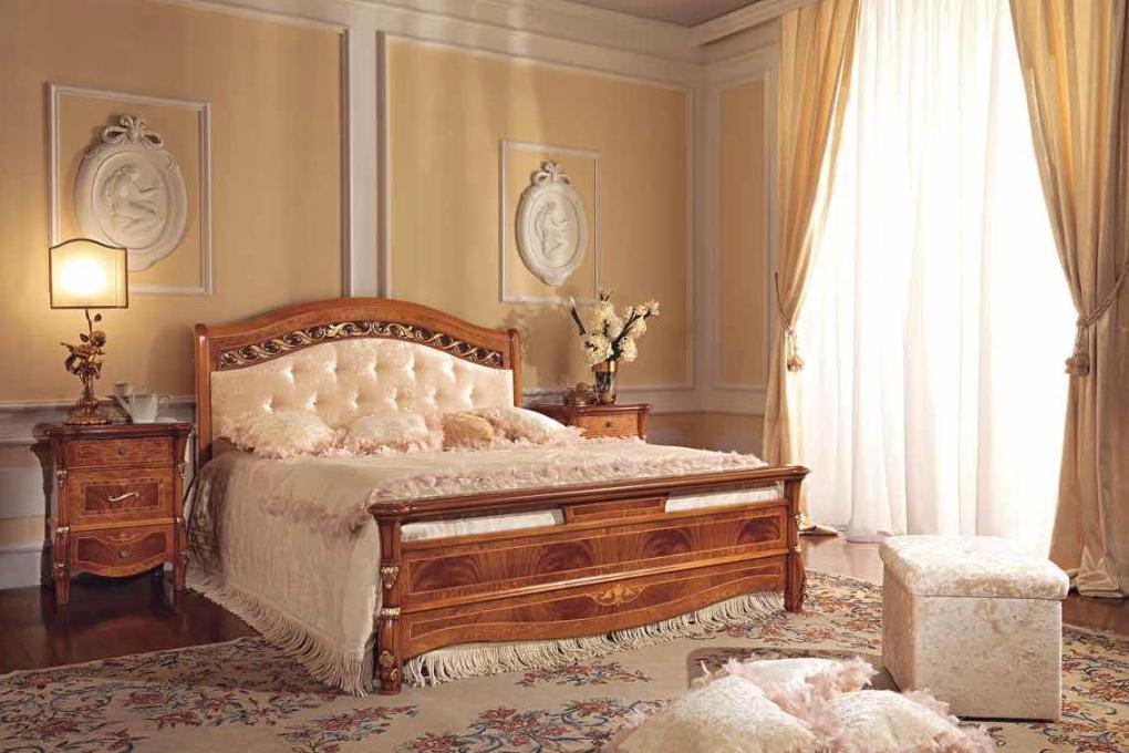Мебель для спальни Италия классика