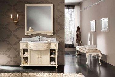 Мебель для ванной Италия классика