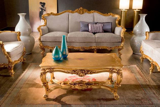 Мягкая мебель Италия классика