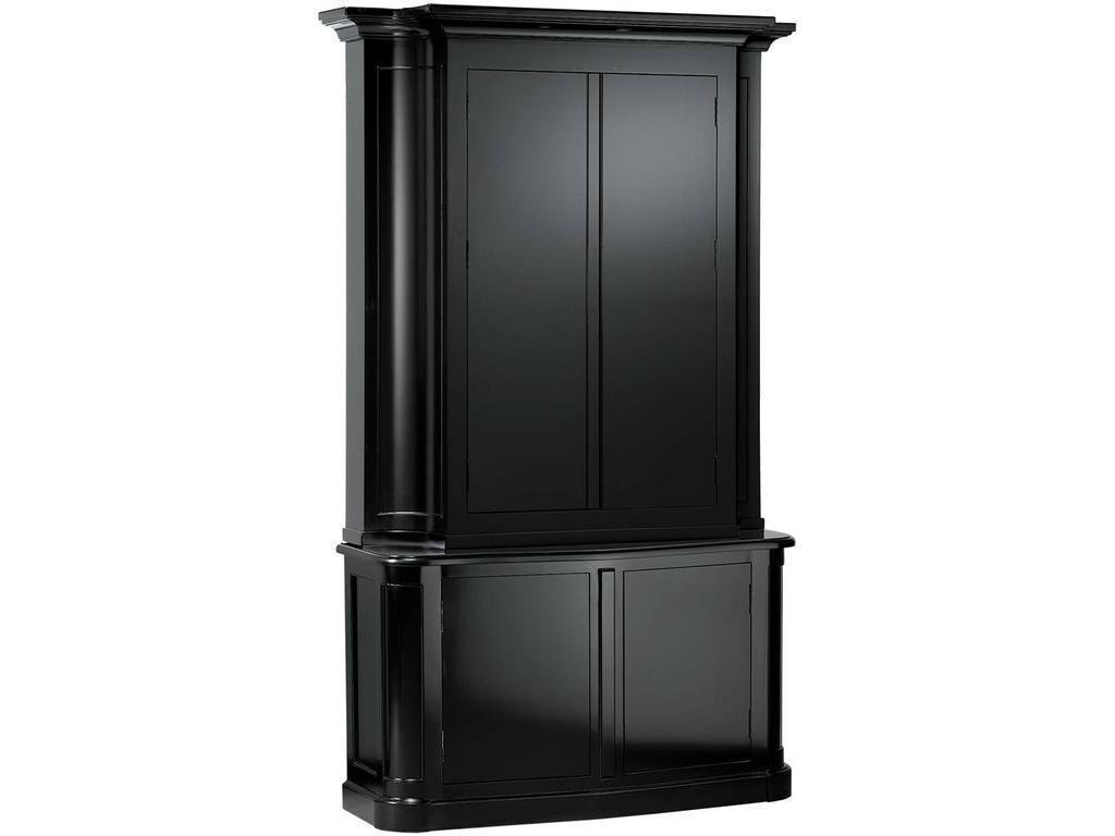 Misendemeure: буфет(черный) - мебель либерти: италии и испании
