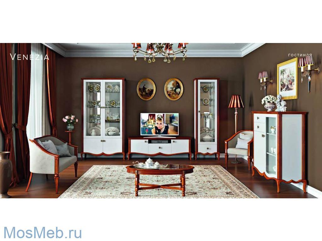 Белая венеция мебель
