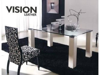 стол обеденный Anzadi mobiliario Vision leather