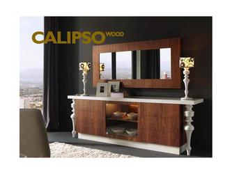 прилавок Anzadi mobiliario Calipso wood