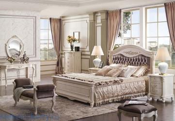 Carpenter: 230: спальная комната (слоновая кость)