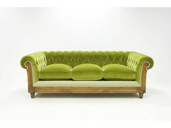 диван 3 местный Crearte Collections Essence Chesterfield